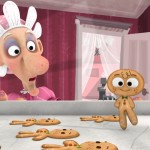 Escape of the Gingerbread Man